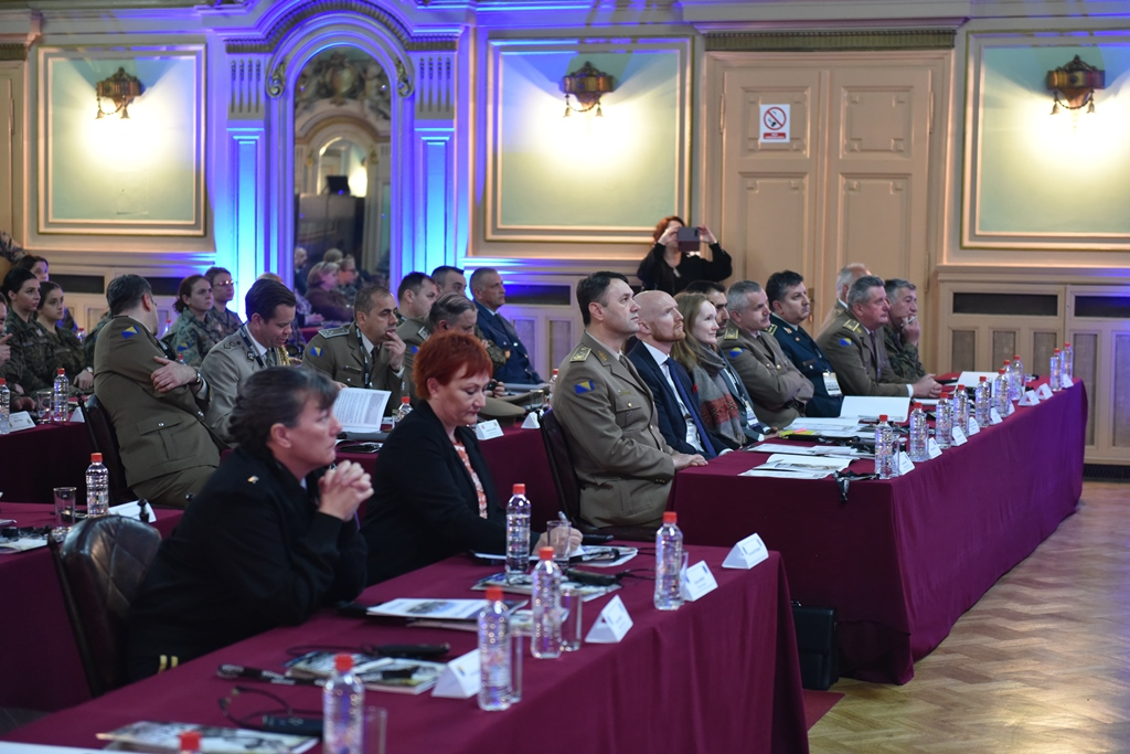 Women, Peace and Security Chiefs of Defence Network Conference was